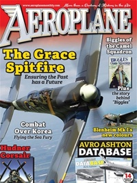 Aeroplane Monthly forside
