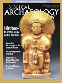 Biblical Archaeology Review forside