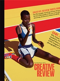 Creative Review omslag