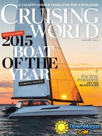 Cruising World forside