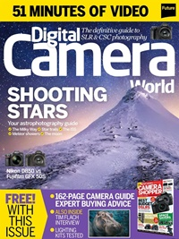 Digital Camera Magazine omslag