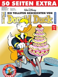 Donald Duck Sonderheft forside