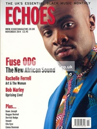 Echoes Monthly Magazine omslag