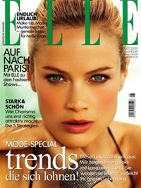 Elle (German Edition) forside