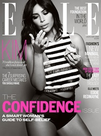 Elle (UK Edition) omslag