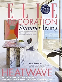 Elle Decoration (UK Edition) omslag