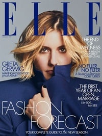 Elle (UK Edition) forside
