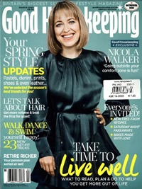 Good Housekeeping (UK Edition) forside