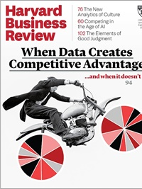 Harvard Business Review forside