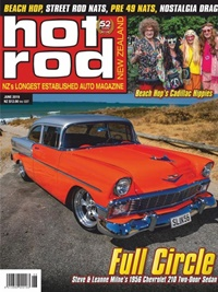 Hot Rod (Digital only) forside