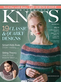 Interweave Knits forside