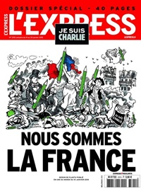 L'express International forside