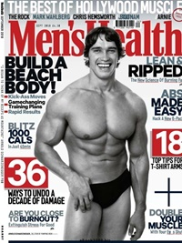 Men's Health (UK Edition) forside