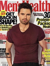 Men's Health (US Edition) forside