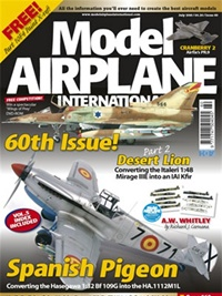 Model Airplane International forside