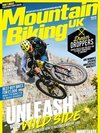 Mountain Biking UK omslag