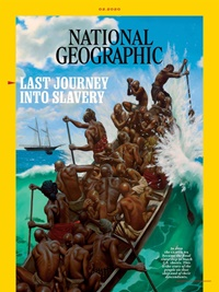 National Geographic (US Edition) forside