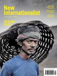 New Internationalist forside