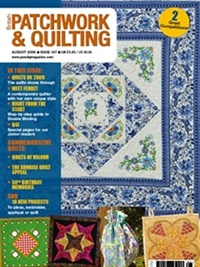 Patchwork And Quilting forside