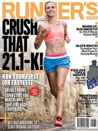 Runner's World forside