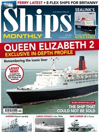 Ships Monthly forside