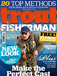Trout Fisherman omslag