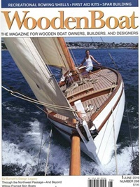 Woodenboat Magazine omslag