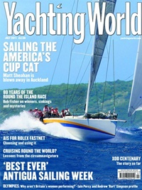 Yachting World forside