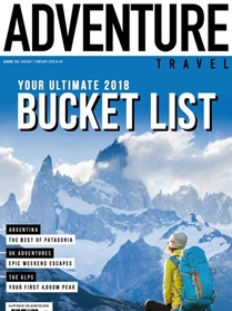 Adventure Travel forside