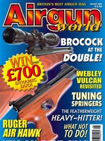 Airgun World forside