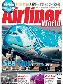 Airliner World forside