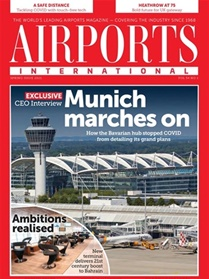 Airports International forside