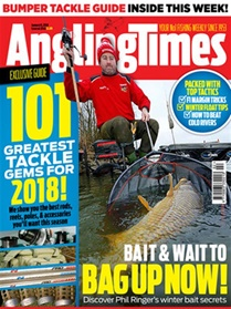 Angling Times forside