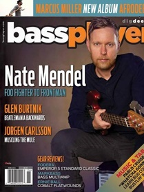 Bass Player forside