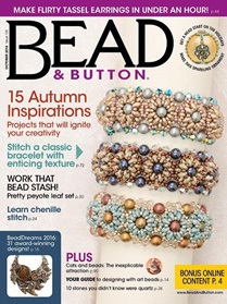 Bead & Button forside