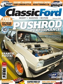 Classic Ford Magazine forside