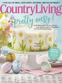 Country Living (US Edition) forside