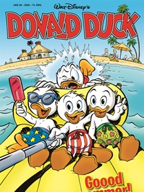Donald Duck & Co forside