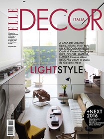 Elle Decor (Italian Edition) forside