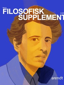 Filosofisk Supplement forside