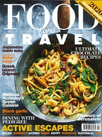 Food And Travel forside