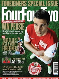 Four Four Two (UK Edition) forside