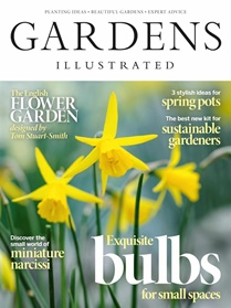 Gardens Illustrated forside