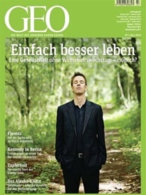 Geo (German Edition) forside