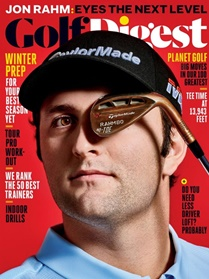 Golf Digest (US Edition) forside