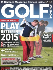 Golf Monthly forside