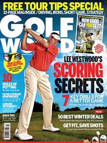Golf World (UK Edition) forside