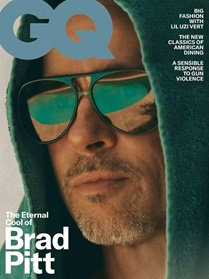GQ (US Edition) forside