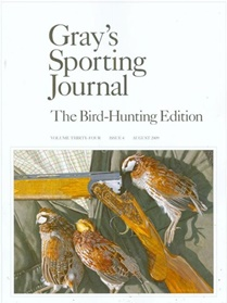 Gray's Sporting Journal forside