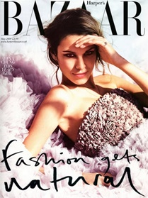 Harper´s Bazaar (UK Edition) forside